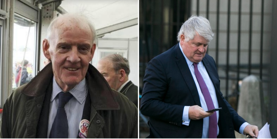 Larry Goodman & Denis O'Brien multi-billionaires
